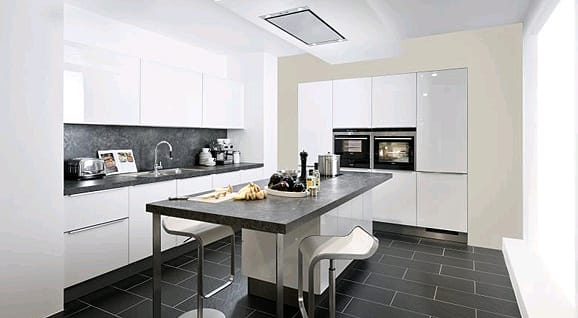 Nolte Küchen Glas Tec Plus