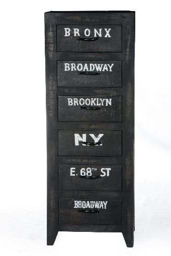 Sit Bronx Kommode