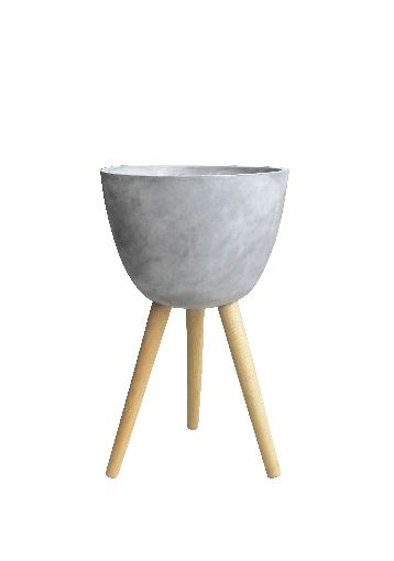 Sit Cement Hohlgefäß