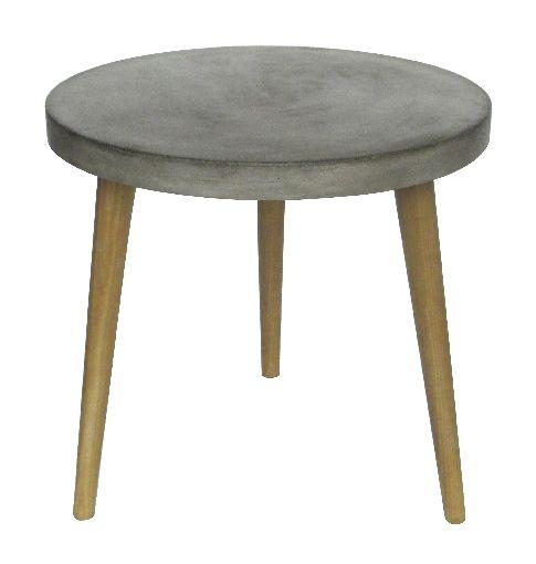 Sit Cement Beistelltisch