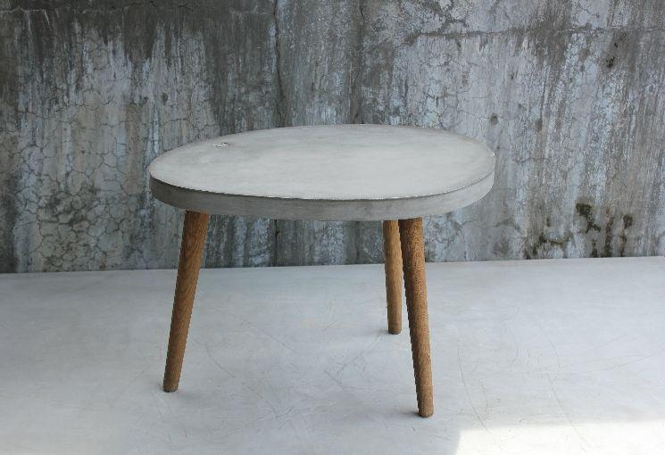 Sit Cement Couchtisch