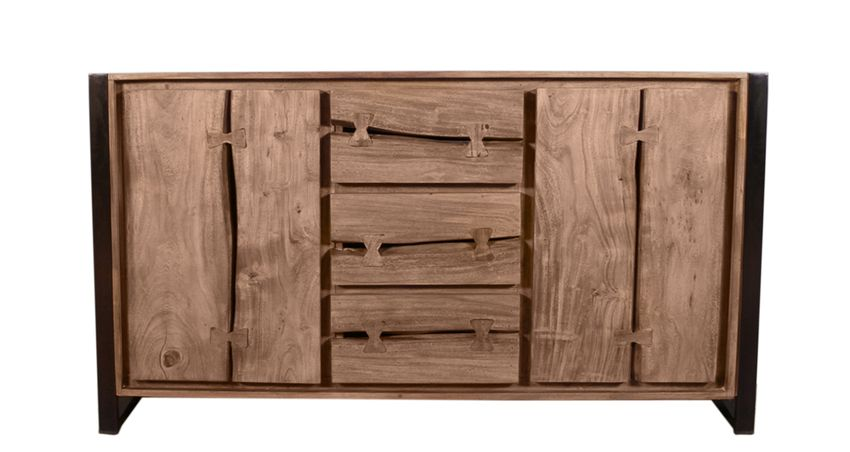 Sit Live Edge Sideboard