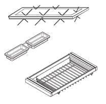 Loddenkemper Schlafzimmer Multi Comfort Zusatzausstattungen Zubehör-Set 1