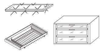 Loddenkemper Schlafzimmer Multi Comfort Zusatzausstattungen Zubehör-Set 5